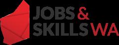 Jobs & Skills WA logo